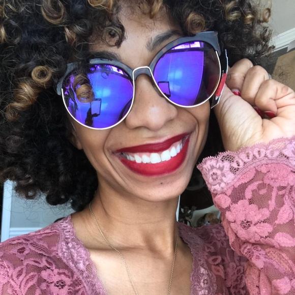 179e53e917 Women s tortoise framed mirrored sunglasses